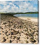 Coral Beach, Skye Canvas Print