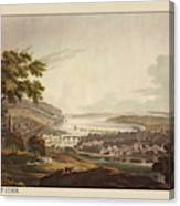 Cork Ireland 1799 Canvas Print
