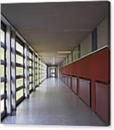 Corporate Interior Canvas Print