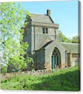 Crighton Historic Church Canvas Print