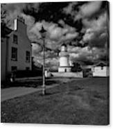 Cromarty Lighthouse Canvas Print