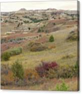 Dakota West Prairie Treasure Canvas Print