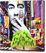 Dave Matthews Dreaming Tree Canvas Print
