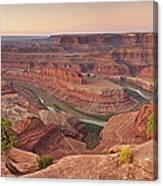 Dead Horse Point State Park, Utah Canvas Print