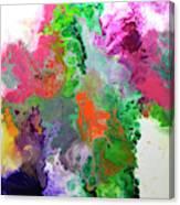 Delicate Canvas Two Canvas Print