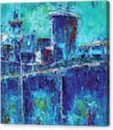 Destination Cleveland Canvas Print