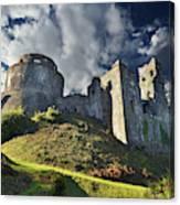 Dinefwr Castle 2 Canvas Print
