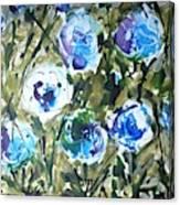 Divineblooms22091 Canvas Print