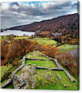 Dolbadarn Castle View Canvas Print
