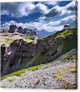 Dolomites Canvas Print