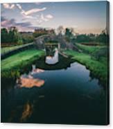 Downshire Bridge Canvas Print