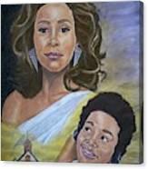 Dreams Do Come True. Whitney Canvas Print