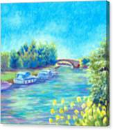 Dreamy Days Canvas Print