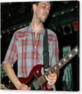 Drive By Truckers Guitarist Mike Cooley Canvas Print