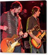 Drive By Truckers Patterson Hood And Mike Cooley  Canvas Print