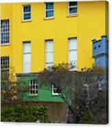Dublin Castle Colors Two Canvas Print