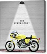 Ducati 900 Super Sport Canvas Print