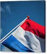 Dutch Flag Canvas Print