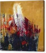 Earth Dancer Canvas Print