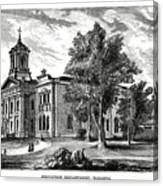 Education Department, Toronto, Ontario Canvas Print