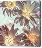 Electric Beauty Canvas Print