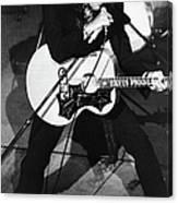 Elvis In Vegas Canvas Print