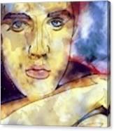 Elvis Presley 3 Canvas Print