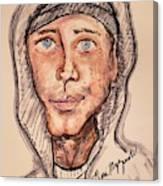 Eminem  Marshall Mathers Canvas Print