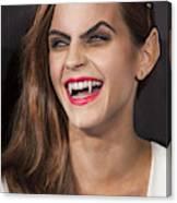 Emma Watson Hair Canvas Print