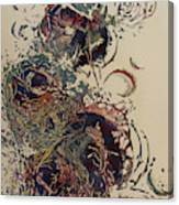 Empty Nest II Up And Out Canvas Print
