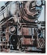 Engine #25 Canvas Print