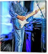 Eric Clapton Slowhand Canvas Print