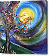 Essence Of Fall Canvas Print