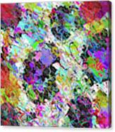 Experiment With Abstract Canvas Print