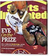 Eye On The Prize How A Reinvented Kyrie Irving, And The Sports Illustrated Cover Canvas Print