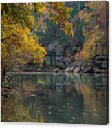 Fall In Arkansas Canvas Print