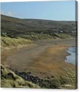 Fanore Beach The Burren Canvas Print