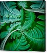 Fern Dance Canvas Print