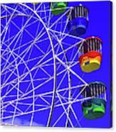 Ferris Wheel, Sydney, Australia Canvas Print