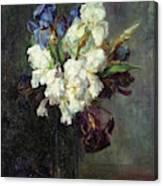 Fiori, 1915 Canvas Print