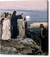 Flevit Super Illam, 1892 Canvas Print