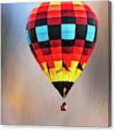 Flight of Fantasy, Hot Air Balloon Canvas Print