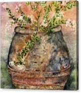 Flowers For Kallie Canvas Print
