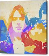 Floyd Paint Splatter Canvas Print