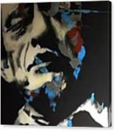 Folsom Blues _ Johnny Cash  Canvas Print