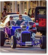 Ford T-bucket Hot Rod Canvas Print