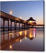 Fort Myers Beach, Florida Canvas Print
