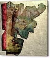 Fragment Canvas Print