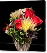 Friendship Bouquet Canvas Print