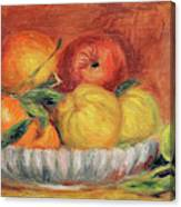 Fruit Cup - Digital Remastered Edition Canvas Print